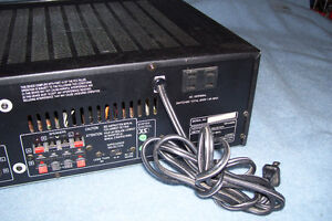 KENWOOD AM & FM STEREO RECIEVER MODEL # KR-A4060 WITH VIDEO 1&2 Stratford Kitchener Area image 9