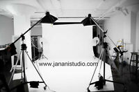 session photos en  studio professionnel 180$ (valeur de 290$)