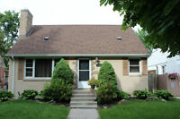 Three Bedroom Home in South Walkerville