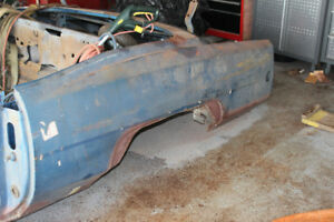 rear 1/2 sheet metal for 73 Eldorado