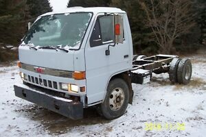 1988 GMC 4000 Cab and Chassis