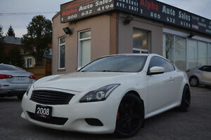 2008 Infiniti G37 S Coupe *No Accidents* Certified & Warranty!