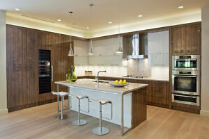 Kitchen Cabinets w/ Island + Countertops - *BLOW OUT PRICE*
