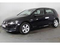 2016 16 VOLKSWAGEN GOLF 1.0 MATCH EDITION TSI BLUEMOTION DSG 5D AUTO 114 BHP