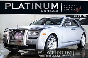 2011 Rolls-Royce Ghost V12  563 HP/ NAVIGATION/ PANORAMIC ROOF/
