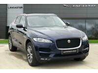 2017 Jaguar F-Pace I PORTFOLIO AWD Auto Estate Petrol Automatic