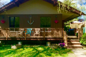 ⭐Family Cabin for Rent in Loni Beach, Gimli⭐
