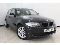 2007 07 BMW 1 SERIES 1.6 116I ES 5DR 114 BHP