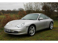 Porsche 911 3.6 996 Carrera 2 Coupe Tiptronic S