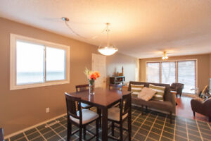 Available immediately - 3  bedroom main floor of East Hill home
