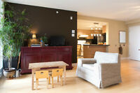 Large 3 bedroom condo right next to MUHC - St-Henri (1200 sq ft)
