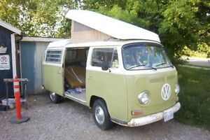 Aircooled vw helper available vw bus beetle westy Cambridge Kitchener Area image 1