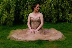 J'Adore Prom Dress - Strapless Ball Gown  London Ontario image 3