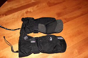 Gant de protection/Protective mittens Snowboard