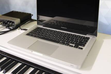 MacBook Pro i7, 8GB Bundle for Making Music and Video Editing