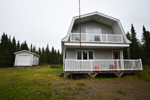 NEW LISTING!! Cabin @ Ashuanipi