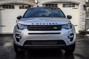 2016 Land Rover Discovery HSE VUS