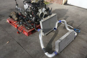 JDM Nissan Silvia S15 SR20DET Engine 6 Speed Transmission 240SX