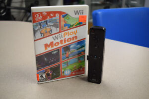 Nintendo Wii Play Motion w/ Wii Remote Motion Plus Controller