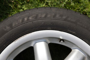 VW / Audi 16 inch Rims with Michelin 205 / 55 R16  91H All Seas