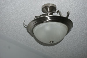 Semi Flush Mount Lights  ( Brand New)
