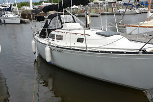 Sailboat C&C 27 Mark III Turnkey and Ready to Sail