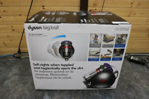 **FILTH, BE GONE!** Dyson Big Ball 2 tier Radial Cyclones -16648