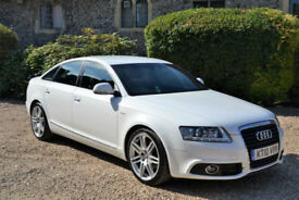 Audi A6 Saloon 2.0TDI (170ps) Multitronic 2010 Le Mans, FULL S/HISTORY, 2 OWNER,