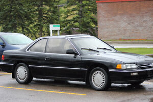 1989 Acura Legend black Other