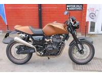 2017 SWM GRAN MILANO 445CC *FINANCE AVAILABLE, 44 MILES ON THE CLOCK*