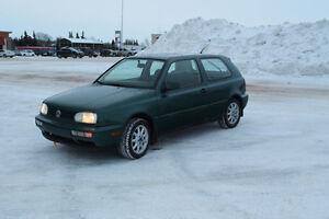 1995 Volkswagen Golf VR6 GTI Hatchback