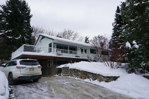 Salmon Arm, 3 Bdrm Home w/private back yard $349,900.