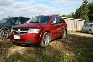 2010 Dodge Journey SXT SUV, Crossover