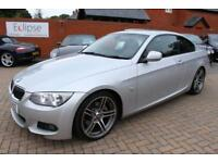 2012 12 BMW 3 SERIES 3.0 325I M SPORT 2D 215 BHP