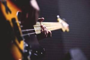 Bass player for originals band Brisbane City Brisbane North West Preview