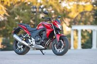 Great Deal! 2013 and 2014 Honda CB500F for sale -$4500 each