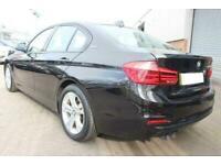 2017 BLACK BMW 330e 2.0 SPORT HYBRID 4DR AUTO SALOON CAR FINANCE FR £273 PCM