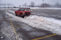 SNOW PLOW SALT SAND SAFETY SNOW REMOVAL BLOWER SHOVEL SERVICE