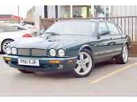 1998 JAGUAR XJ 4.0 R V8 SUPERCHARGED 4D AUTO 370 BHP
