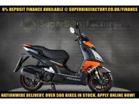 2016 66 PEUGEOT SPEEDFIGHT 3 125 DARKSIDE 125CC 0% DEPOSIT FINANCE AVAILABLE