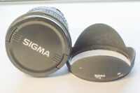 17-35mm WIDE ANGLE lens Sigma for canon , cheap!