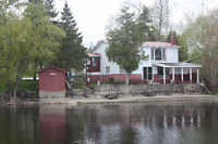 Moira Lake waterfront house for sale
