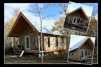 Spacious, Modern Cabin for Rent: Available July 1st