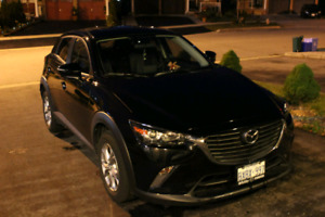 2017 AWD Mazda CX-3 Luxury Package + Warranties