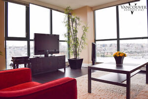 Furnished 2 Bed + 2 Bath Yaletown Apartment