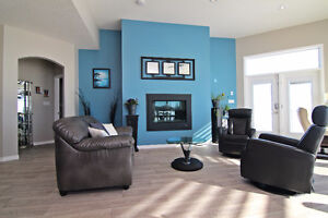 Lac Sante Year Round Lakefront home Strathcona County Edmonton Area image 2