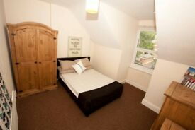 ** Working ? Look! Lovely Rooms ** House Shares ** No Deposit ** West Bridgford from £82 pw