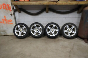 winter tires for 2014 Mercedes C350