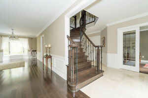 FOR RENT: Executive Estate Home W/ Custom Designer Upgrades