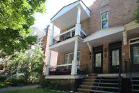 Well Located Duplex- Fully Renovated One br. on the Ground floor